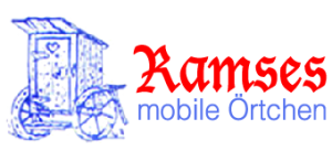 Ramses mobile Örtchen